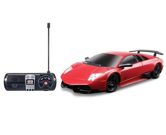 Maisto Tech Lamborghini Murcielago LP 670-4 SV 49MHz 1:24 RTR Electric RC Sports Car-RC Cars-Phooqy