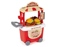 World Tech Toys Burger Stop Burger Cart Playset-Playset-Phooqy