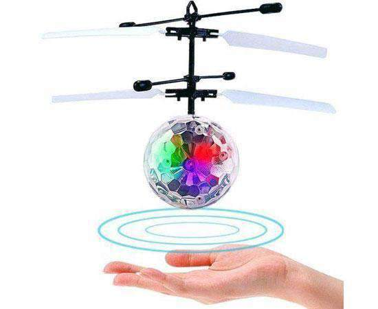 World Tech Toys Comet IR UFO Heli Ball-Heli Ball-Phooqy