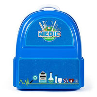 World Tech Toys Medic Backpack 20-Piece First-Aid and Medical Playset-Playset-Phooqy