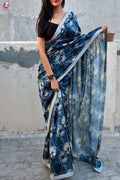 Exclusive Multi Color Designer Saree
