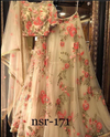 Beautiful Hevvy Net With Hevvy Embroidery Work Lehenga Choli