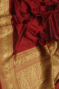 Latest Red Color Designer Saree