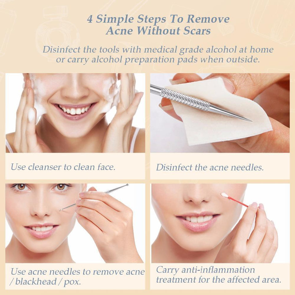 Blackhead and Acne Removal Kit