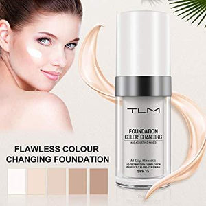 Magic Flawless Color Changing Foundation - UP TO 70% OFF NEW YEAR LAST DAY PROMOTION!