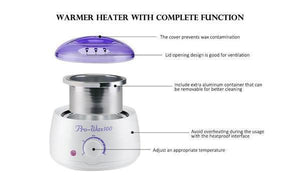 Premium Home Waxing Warmer Machine Set