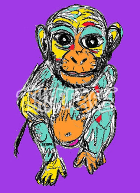 T. Heritage Chimp