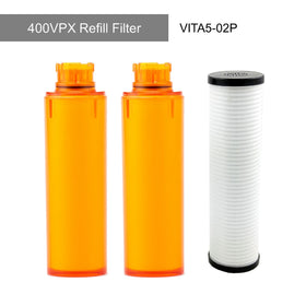 Vita5-02P Refill Filter Cartridges for SUF-400VPX