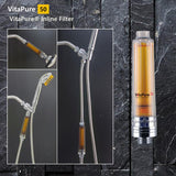 VitaPure Vitamin C Inline Shower Filter SUF-50V