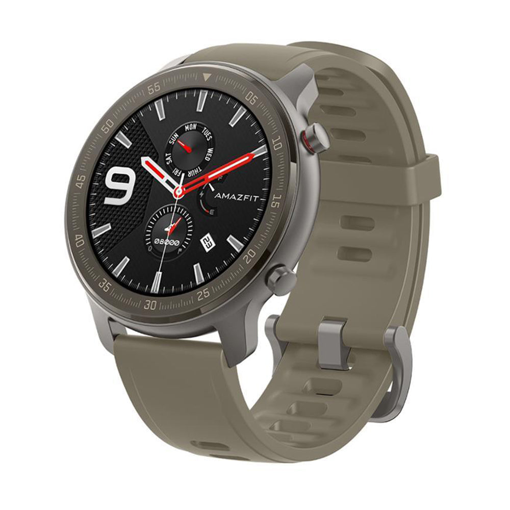 Amazfit GTR Titanium 47mm Smart Watch (Global Version)