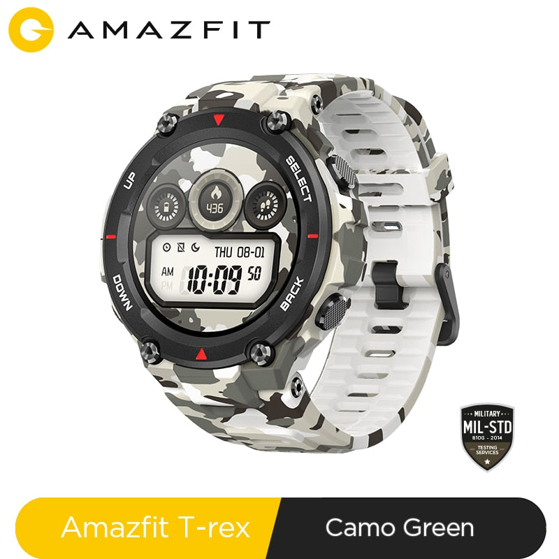Amazfit T-Rex  Smartwatch (Global Version)