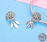 THE LIFE Live Laugh Love Sterling Silver Charm