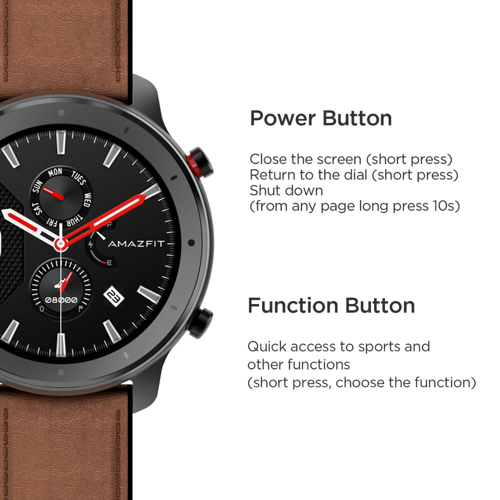 Amazfit GTR 47 Smart Watch (Global Version)