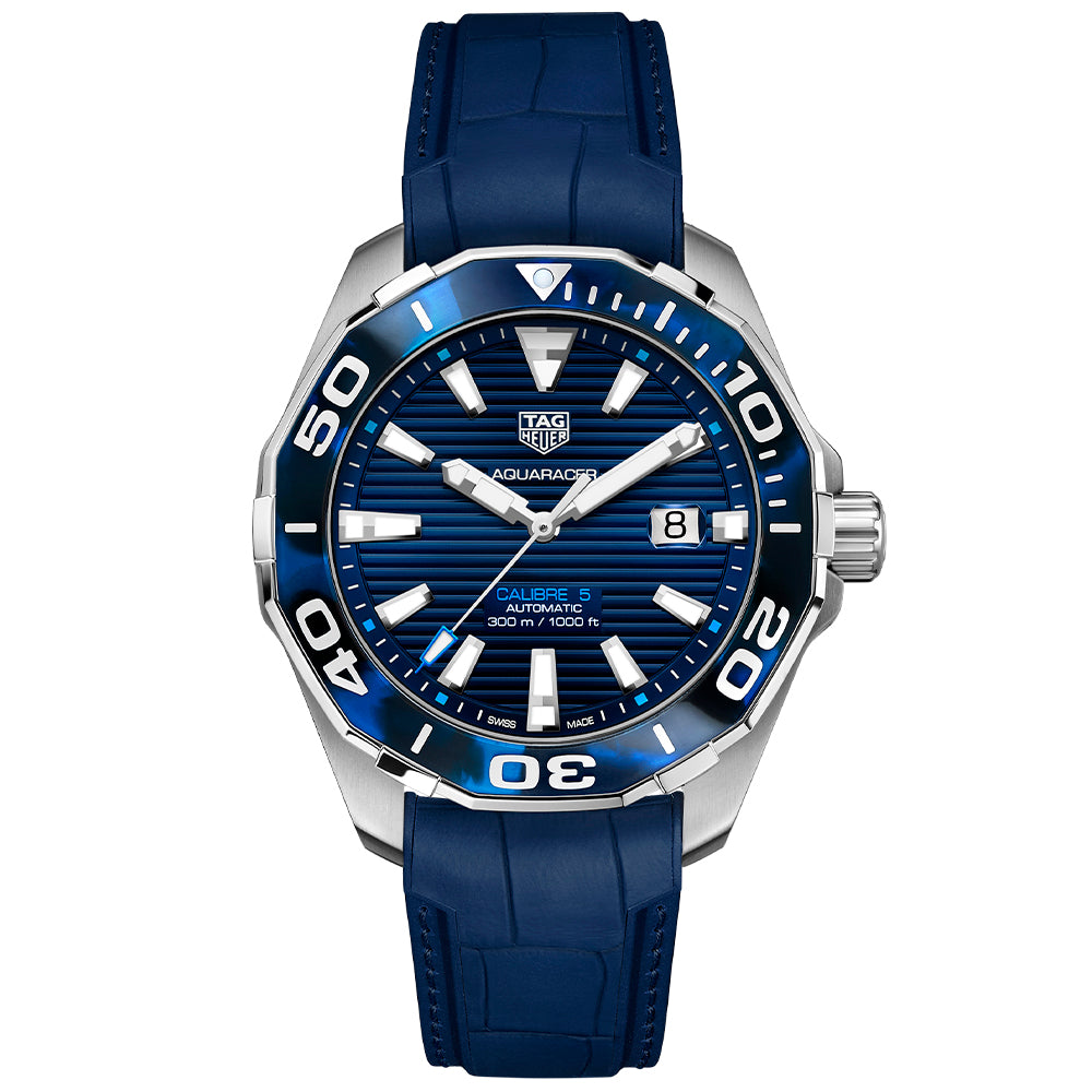 TAG HEUER AQUARACER - Blue 42mm