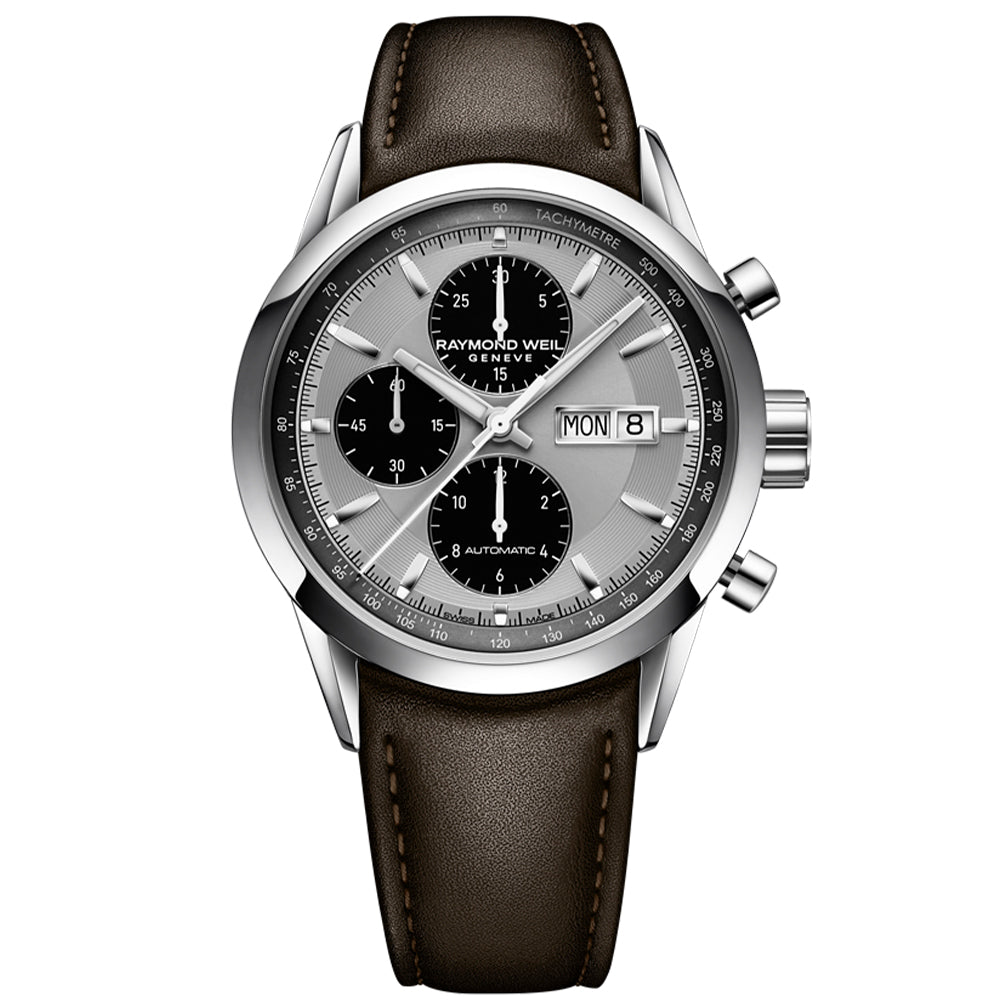 FREELANCER CALIBRE RW5200 - Silver-Black Edition