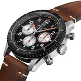 BREITLING AVIATOR 8 B01 CHRONOGRAPH 43 MOSQUITO Tang Type Strap