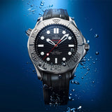 OMEGA SEAMASTER DIVER 300M CO‑AXIAL MASTER CHRONOMETER 42MM - Nekton Edition