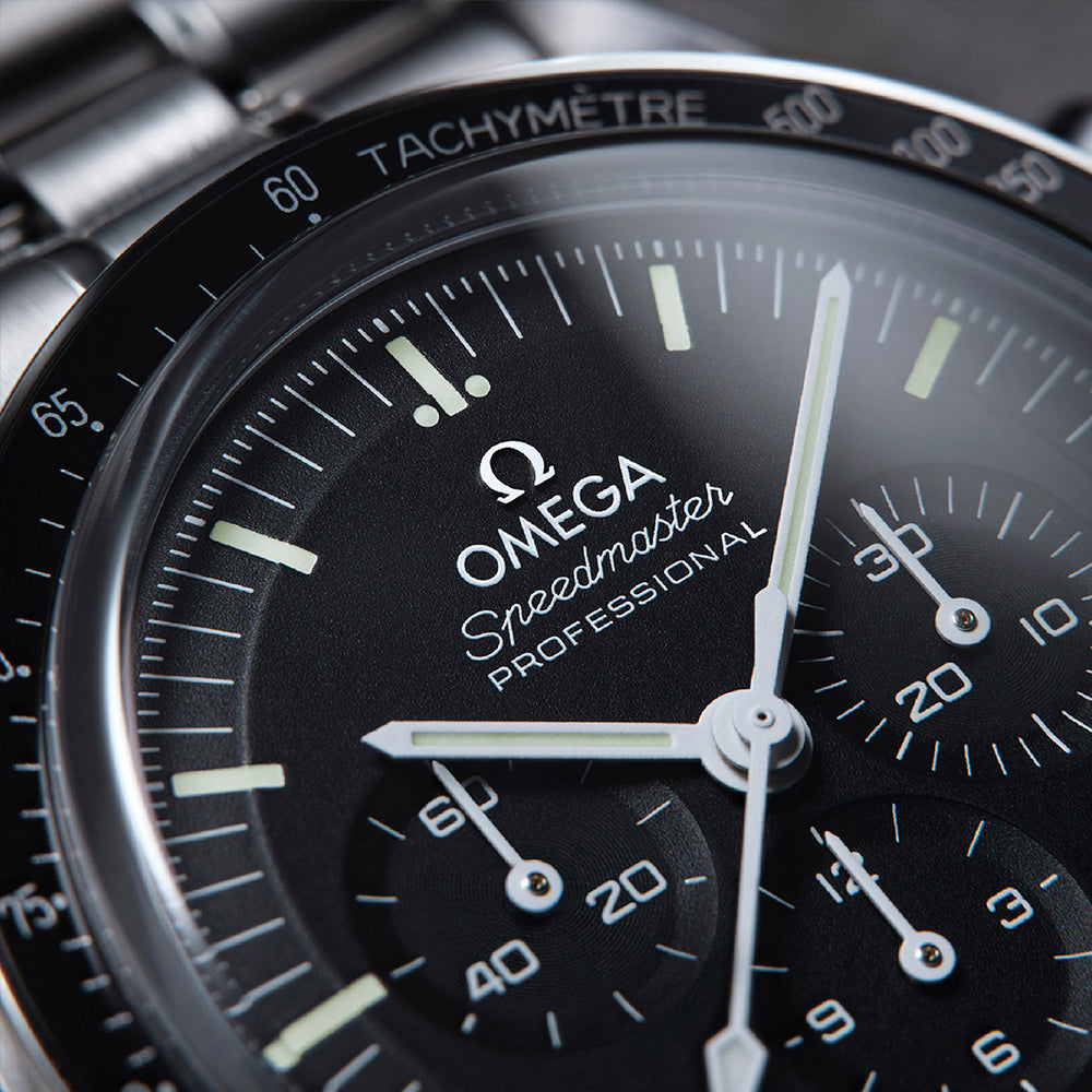 NEW 2021 OMEGA SPEEDMASTER MOONWATCH PROFESSIONAL CO-AXIAL MASTER CHRONOMETER 42MM