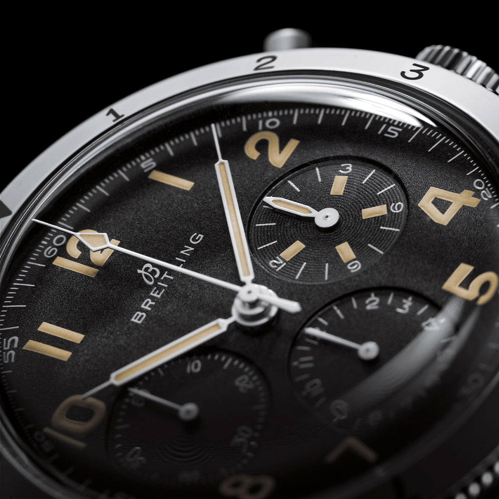 BREITLING AVIATOR 8 AVI REF. 765 1953 RE-EDITION
