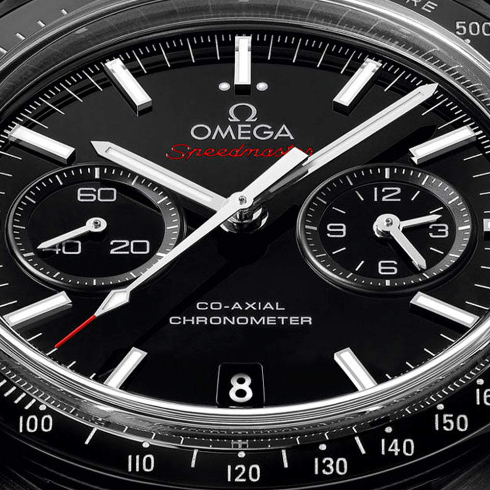OMEGA SPEEDMASTER DARK SIDE OF THE MOON CO-AXIAL 44.25MM