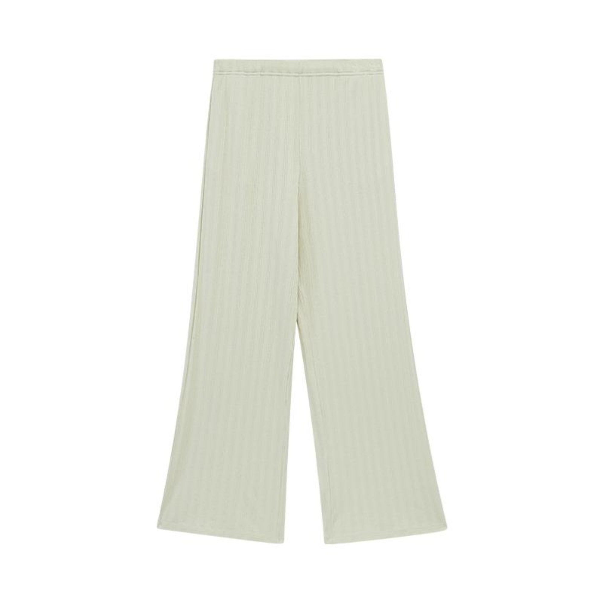 NEIWAI's Laid Back Ribbed Lounge Pants in Mojito.