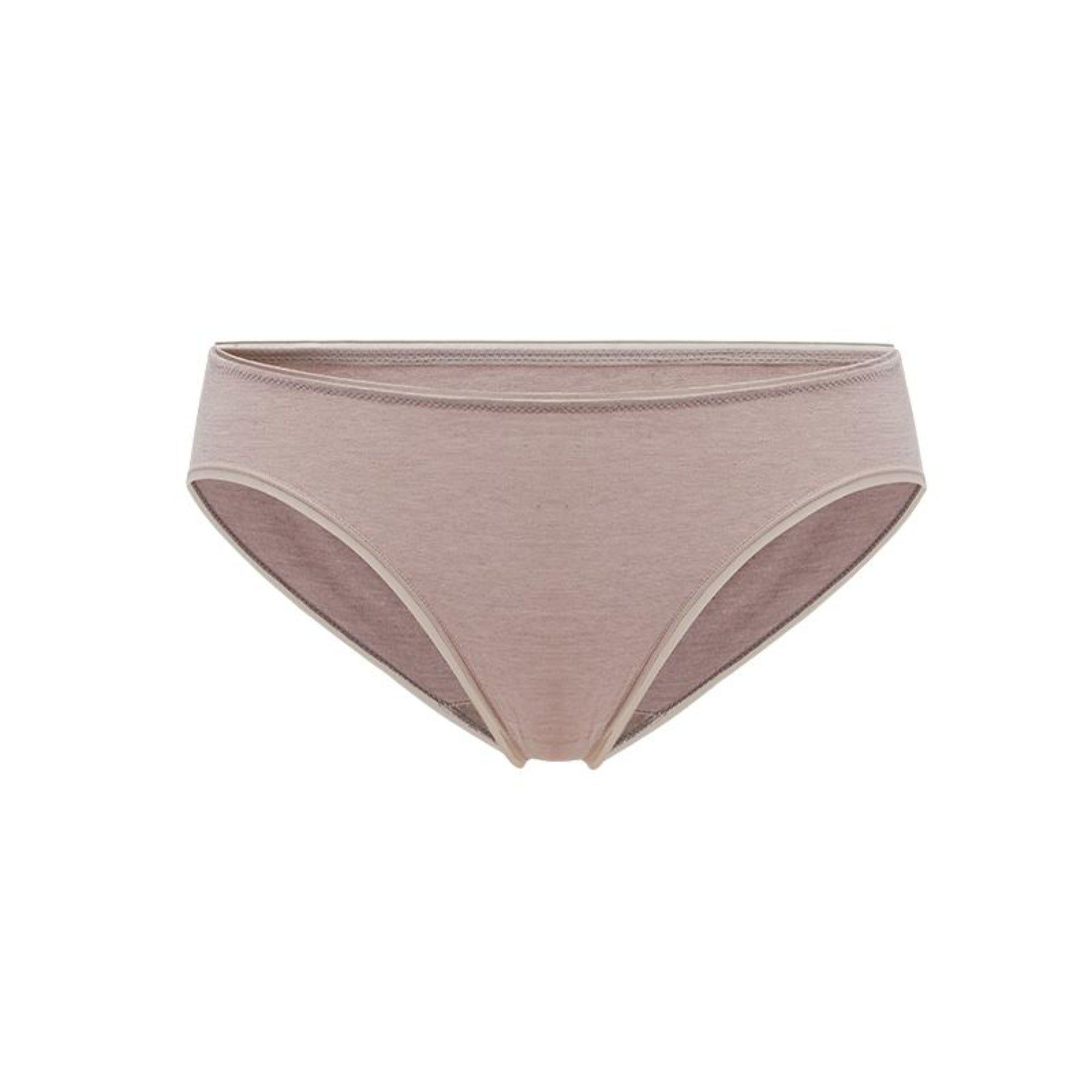 NEIWAI Hollow Stitching Low Waist Briefs in Cloud Gray