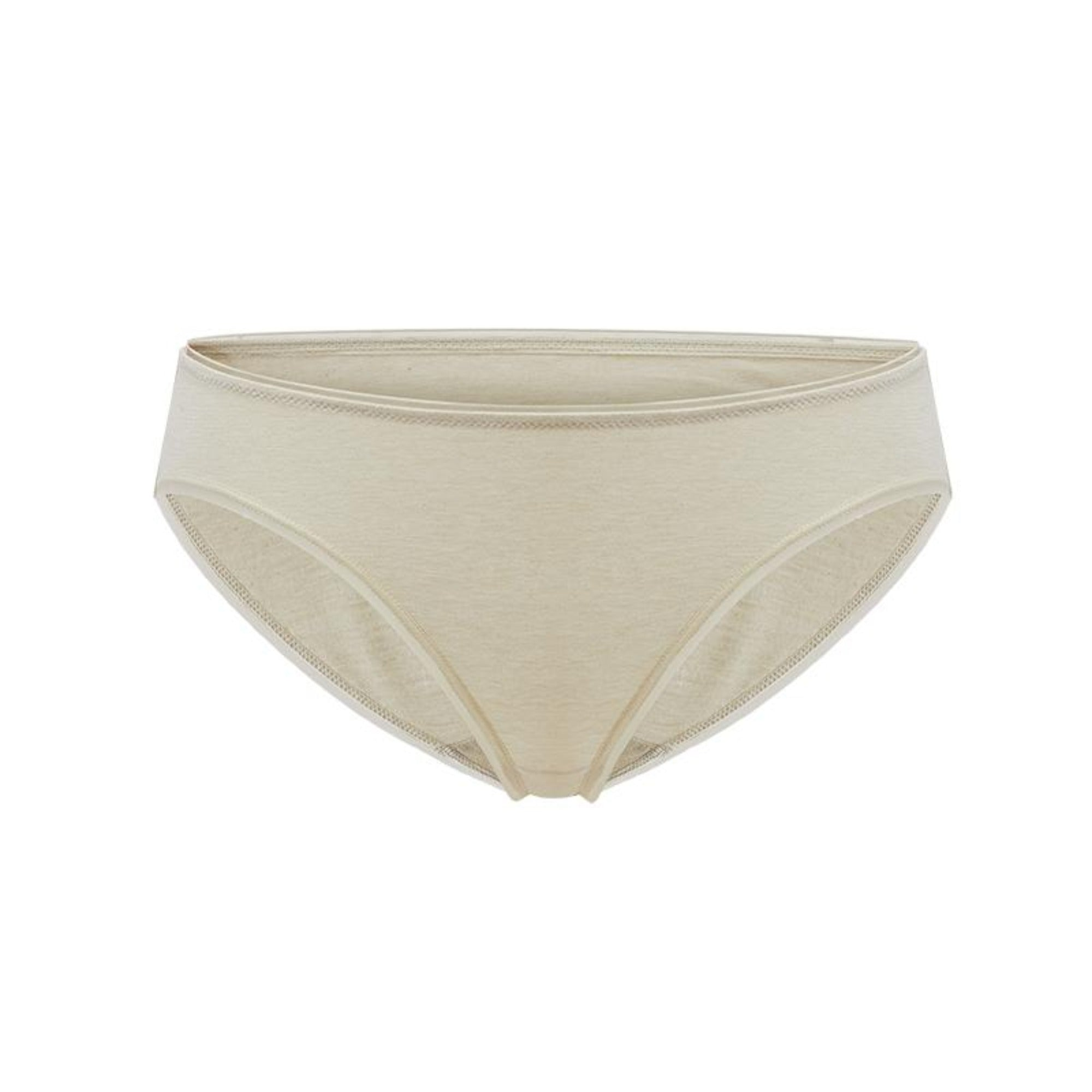 NEIWAI Hollow Stitching Low Waist Briefs in Cress Green