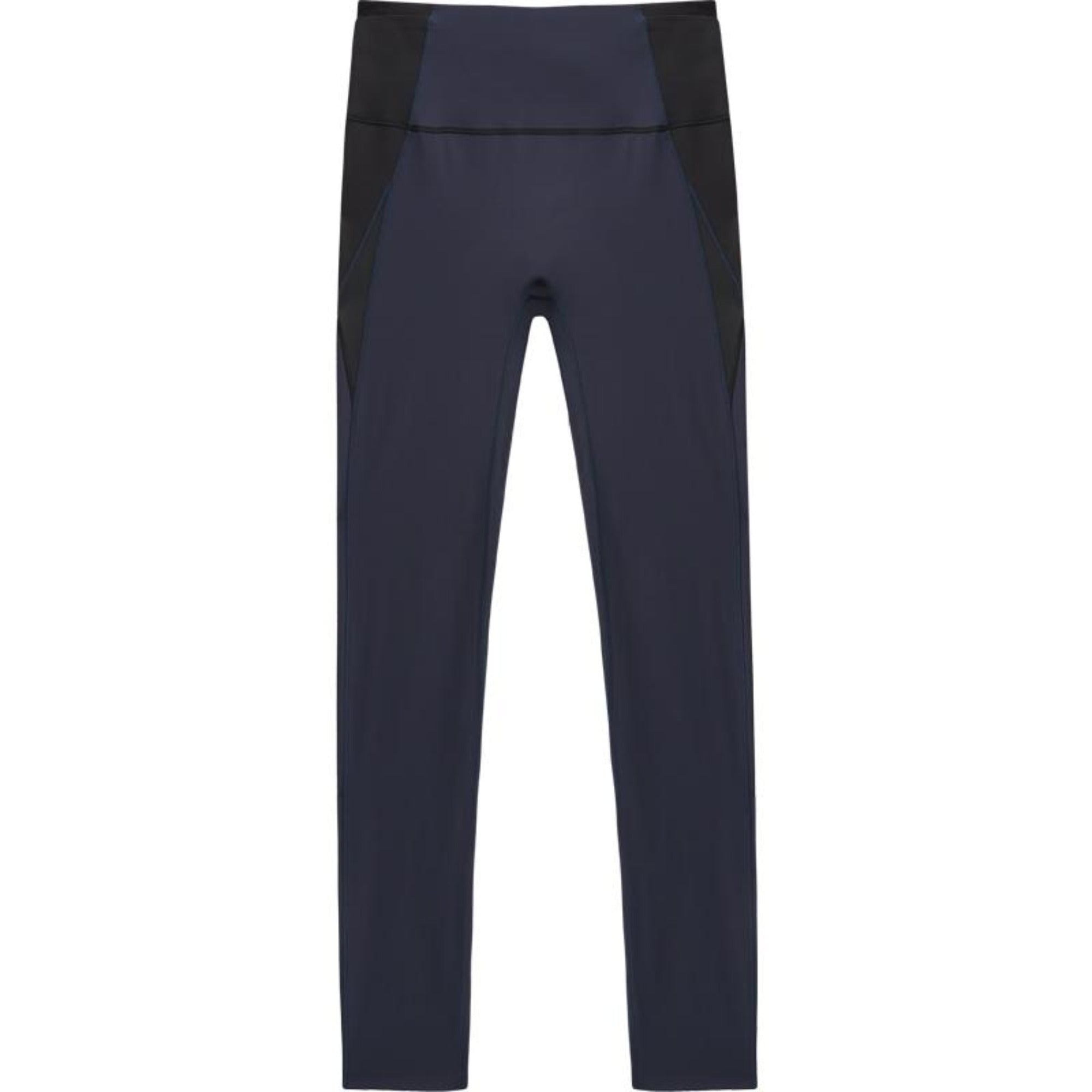 NEIWAI ACTIVE High-Waist Mesh Leggings in Dark Blue