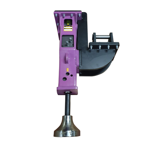 PRODEM PRB040 HYDRAULIC POST DRIVER SUITABLE FOR 2.5-6T EXCAVATOR