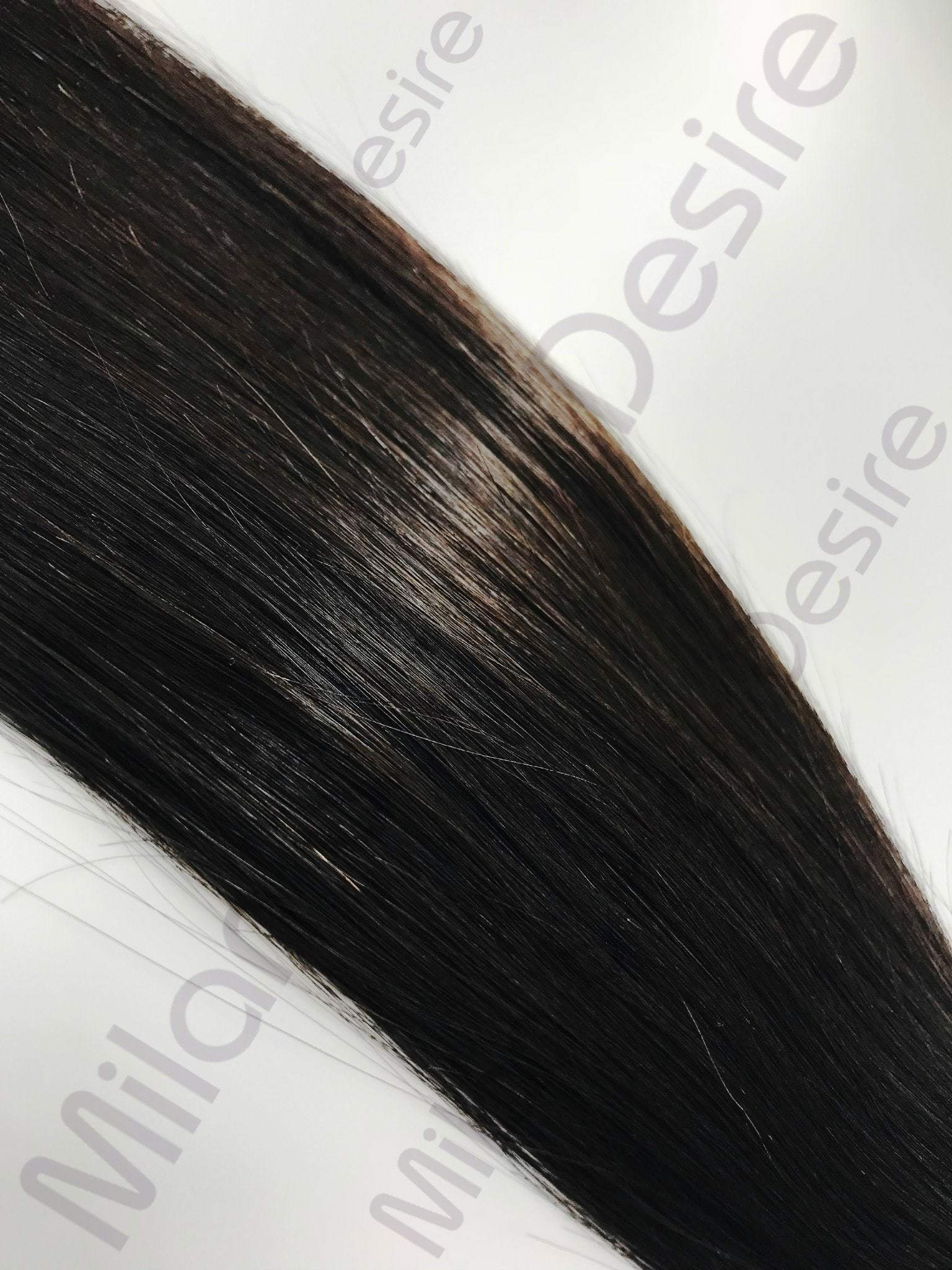 Virgin Brazilian Straight Close Up