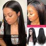 HD 5*5 Swiss Lace Closure Wig - MILAN HAIR DESIRE