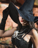 Black Extra Large Witch Hat