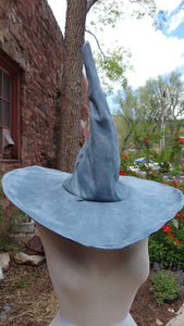 Light Blue Extra Large Witch Hat