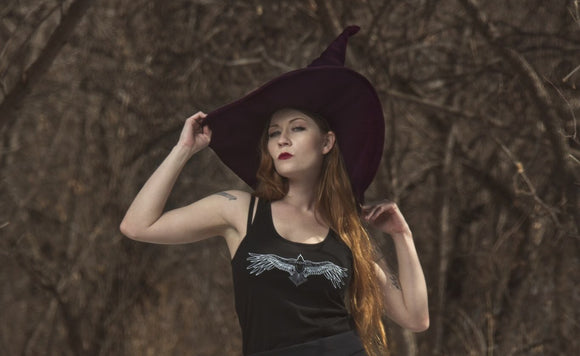 Royal Purple Extra Large Witch Hat