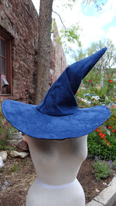 Blue Extra Large Witch Hat