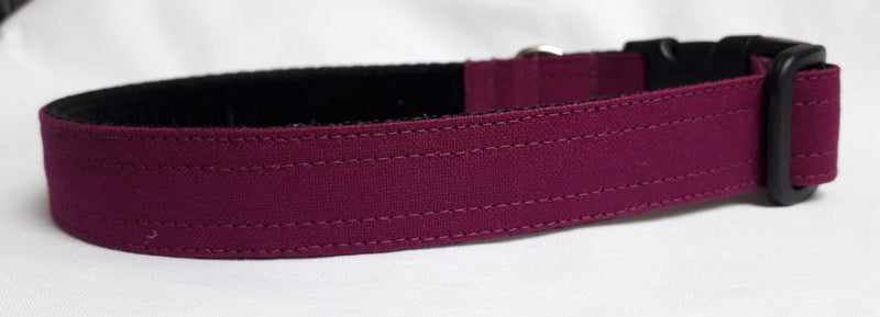 Canvas Mulberry Collar