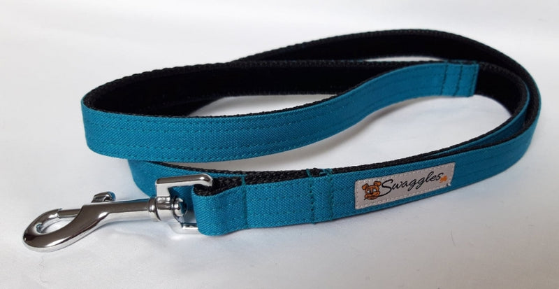 Canvas Teal Green Lead