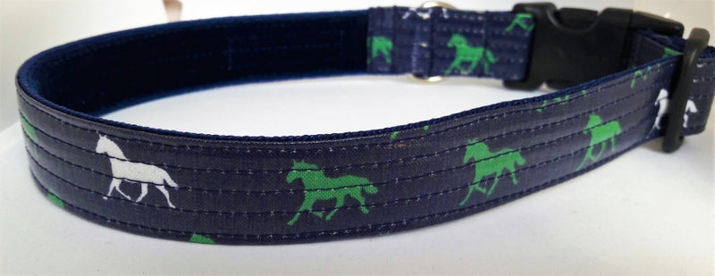 Derby Horses Laminated Collar