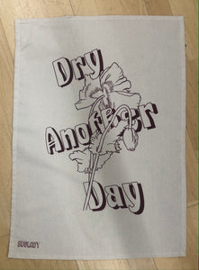 "Puntastic Geschirrtuch ""Dry Another Day"""