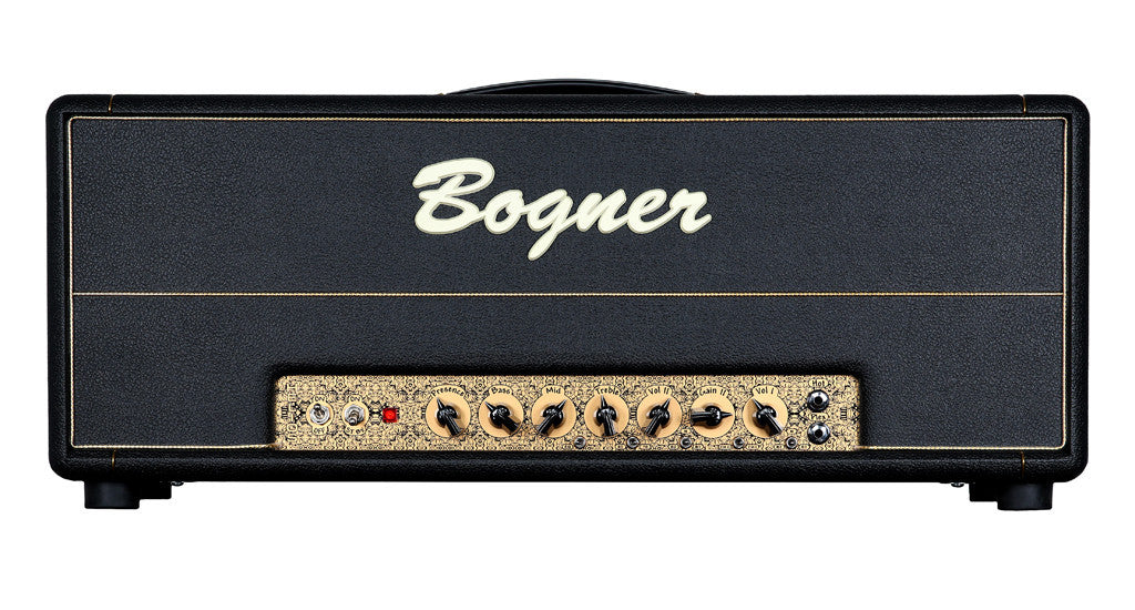 Bogner Amplification Helios 100W Handwired Head