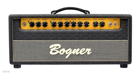 Bogner Amplification Shiva Head with 6L6s