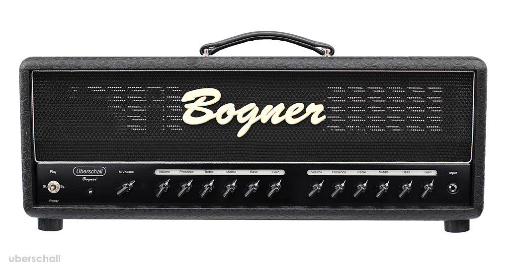 Buy Bogner Amplification Uberschall Head with EL34s