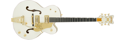 Buy a Gretsch VINTAGE SELECT EDITION '59 FALCON™ HOLLOW BODY WITH BIGSBY®, TV JONES®, VINTAGE WHITE, LACQUER online
