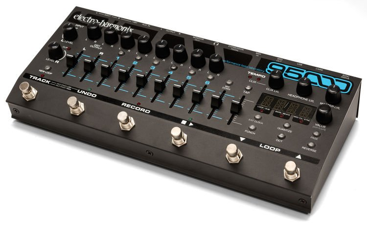 Buy Electro-Harmonix 95000 Performance Loop Laboratory 6-track Looper Online