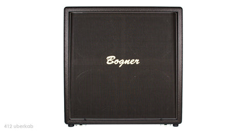 Bogner Amplification Ubercab 4x12 Cabinet