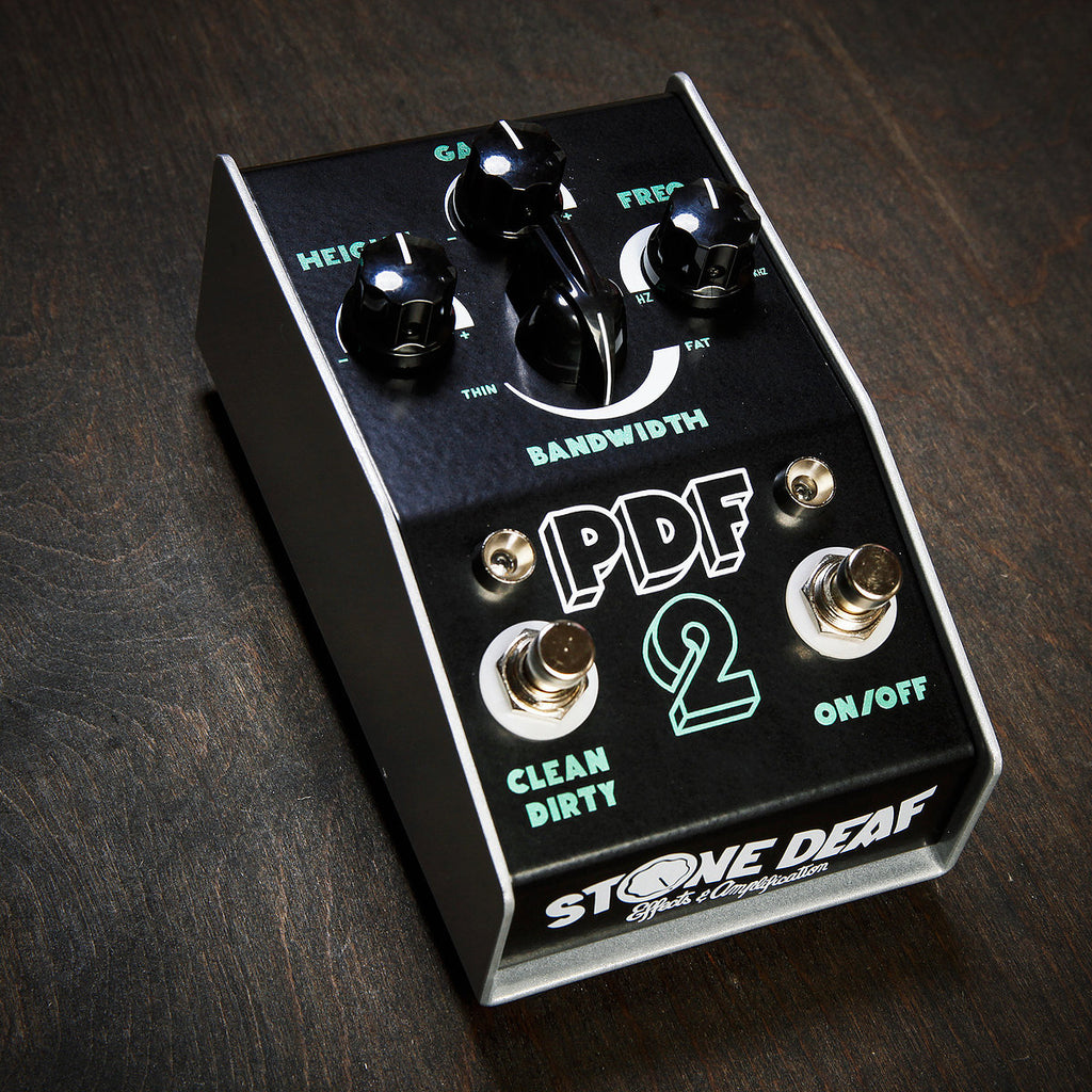 Buy Stone Deaf FX PDF-2 Parametric Distortion Filter Online