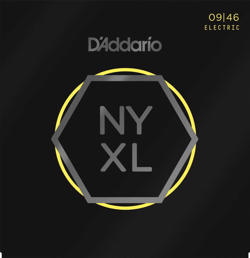 Buy D'Addario NYXL Nickel Wound Electric Guitar Strings Online