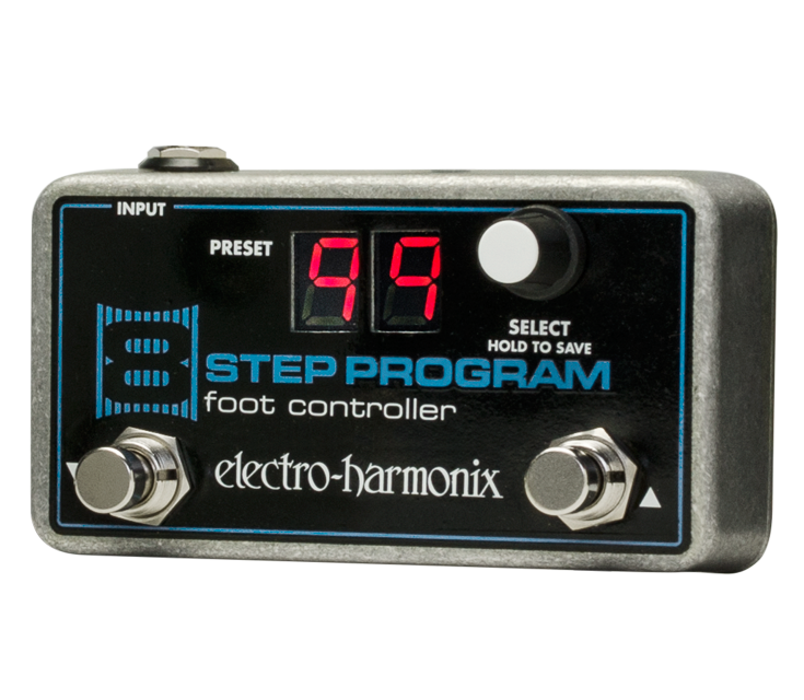 Buy Electro Harmonix 8-Step Program Foot Controller Online