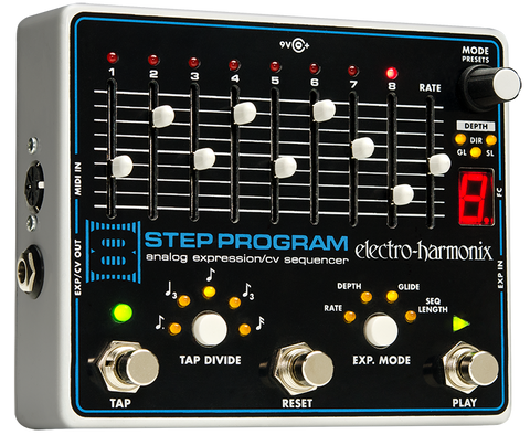 Buy Electro-Harmonix 8 Step Program Online