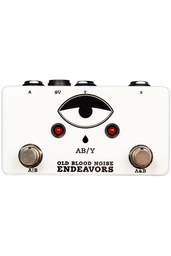 Old Blood Noise Endeavors OBNE AB/Y SWITCHER